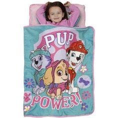 Nickelodeon Paw Patrol Skye Toddler Nap Mat, Pink