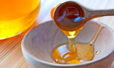 A Simple DIY Hair Treatment: All you have to do is combine half a cup of honey with 1 egg yolk and 1 tbsp of olive oil in a bowl, stir it up, and work the solution into damp hair.