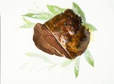 Rehfilets auf Mangold an Trauben-Balsamico-Pfeffer-Sauce