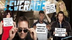 Leverage - Renew for a Season 6 or Repercussions will occur! (Christian, Aldis, Tim, Gina and Beth)