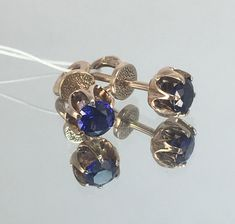 Sequins Tiny 3mm Sapphire Dark Blue Metallic Round Flat Choose Pack Size Doll Si