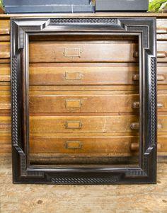Wooden Frame Wooden Frames, Mirrors, Antiques, Home Decor, Antiquities, Antique, Decoration Home, Wood Frames, Room Decor