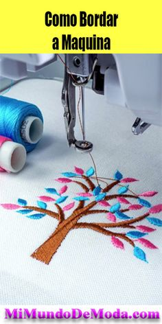 How to embroider online courses or family sewing machine online courses rnrnSource by alicramirez Sewing Machine Online, Sewing Machine Embroidery, Colchas Quilting, Sewing Courses, Stencil, Sewing Projects, Lily, Scrapbook, Quilts
