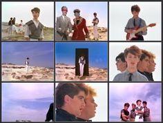 Official 'Listening' Video Shoot 1984