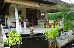 Spa Hati reception area