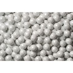 SweetWorks Candy Beads - Chocolate - Pearl - White - 300 g Golda's Kitchen