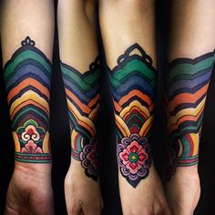 These Tattoos Are Totally Hard-Korea | Tattoodo