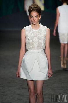 Vera Wang - Ready-to-Wear - Spring-summer 2013