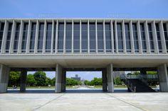 平和公園の原爆資料館 (c)Toyu Ito/a.collectionRF