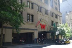 Hotel Review: A Spectacular King Room at the W Seattle