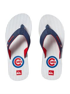 Quiksilver Chicago Cubs Sandals