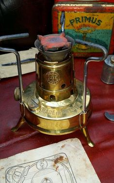 PRIMUS STOVE No96 PARAFFIN STOVE KEROSENE CAMPING STOVE VINTAGE STOVE 30Y = 1930 in Cooking Supplies   eBay