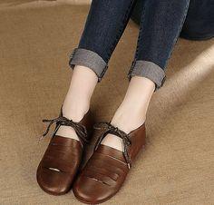Hecho a mano zapatos de verano para mujer, sandalias de cuero estilo hueco, plano encaje zapatos, soplado suave cuero sandalia, zapatos mujeres de lujo 2016