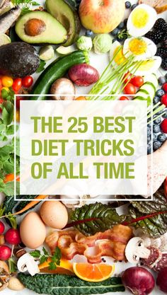 Try these diet tricks.