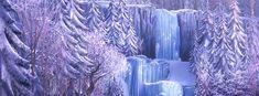 Frozen-Movie-Waterfall-Facebook-Cover