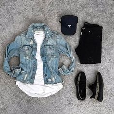 Great Combo By @nckms #BestOutfitGrids