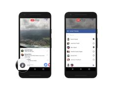 """""""People comment 10 times more on Facebook Live videos than on regular uploaded videos.""""----- Facebook Live: Several new features announced"""