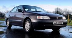 Cool! Toyota Tracks Down the Oldest-Running, British Built Carina E - Carscoop