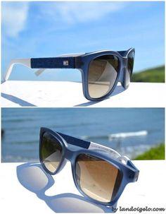 Gafas de sol para hombre by Tommy Hilfiger. Más detalles en landobnitez.com