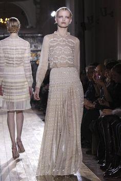 Valentino, Fashion Show, Haute Couture, Spring Summer 2011, Paris