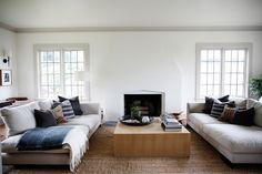 Get the Look: Lisa Staton's Serene Living Room | Rue