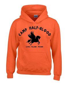 Camp Half Blood HOODIE long island sound Greek Gods by LALOVESME Half  Blood 4758e0811