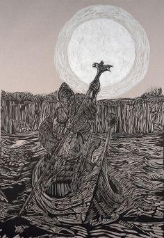 Charon the Boatman from Hell I  Donald Axleroad
