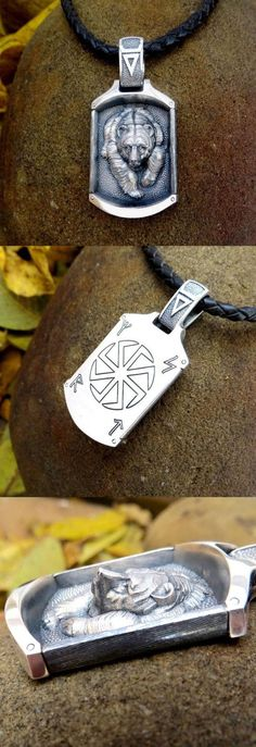 CLEARANCE 18ct Gold /& Sterling Silver CELTIC TRISKELION Pendant /& Necklace
