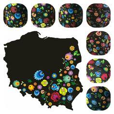 Polish folk inspired collection soon available at Plishka.com.pl