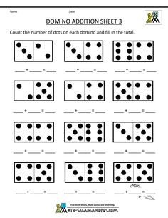 math worksheet : free math lesson  u201ccount to 20 reviewu201d cut and paste missing  : Math Worksheets For Special Needs Students