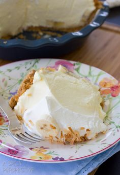 Classic Banana Cream Pie Recipe