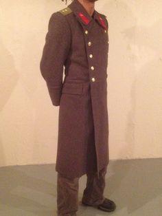 Russian USSR Red Army Military Uniform Überzieher by ingryda123 ...