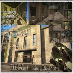 Mega DeathRow 422 Impact Copy Modify Pack