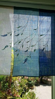 (모시가리개패키지) *모시 세가지색상 봉재바느질 완제품 길이 (105cm) *복합사,베리에이션사,면사 각한타...