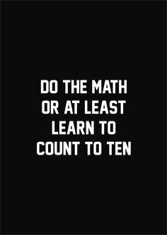 Math lesson.