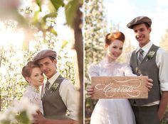 literary wedding Anne of Green Gables