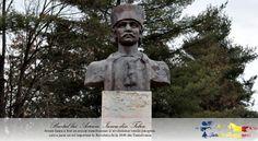 Bustul lui Avram Iancu din Satul Tebea, Comuna Baia de Cris, Judet Hunedoara Romania, Mount Rushmore, Buddha, Statue, History, Art, Art Background, Historia, Kunst