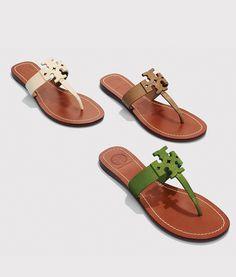 Classic Gifts: Tory Burch Moore Flat Thong Sandal
