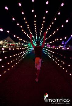 Electric Daisy Carnival - Las Vegas #location #performance #tunnel