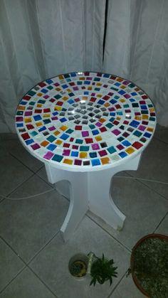 Circuleando Table, Furniture, Home Decor, Carousel, Pointillism, Mosaics, Colors, Decoration Home, Room Decor