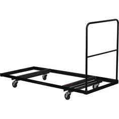 Move your folding tables faster by being able to transport several tables at once. This heavy duty dolly is very durable and designed especially for commercial use. The folding table dolly will enable you to quickly set up and take down your events in much less time with much less work. If you... more details available at https://furniture.bestselleroutlets.com/game-recreation-room-furniture/folding-tables-chairs/product-review-for-flash-furniture-black-folding-table-dolly-fo