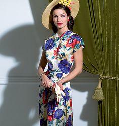 vogue vintage model sewing pattern v2787