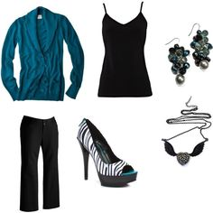 Wear To Work, created by kristinewilen on Polyvore