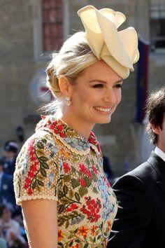 Knigge - Best-of Hutfrisuren bei der Royalen Hochzeit - Vogue.de