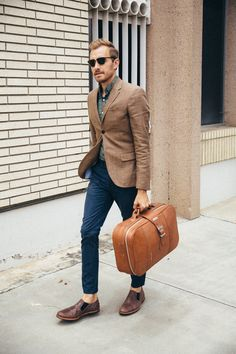 Tim Melideo (Stay Classic Blog) Follow... | MenStyle1- Men's Style Blog
