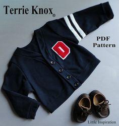 Pattern Sewing Children,Kids Boy Clothing,Sewing Pattern Boy,Boy Jacket, Boy Coat Pattern, Children Clothing,Kids Coat,
