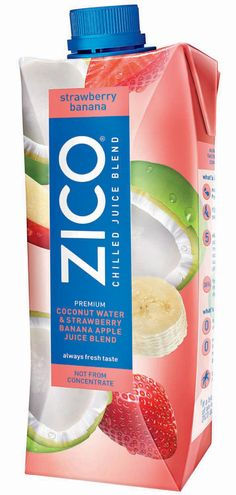 ZICO Introduces Strawberry Banana as Newest Addition to Line of Chilled Coconut Water and Juice Blends | Business Wire