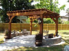 Pergolas and Pavilions