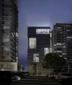 Downtown LA hotel - XTEN Architecture