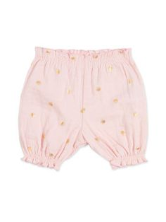 Printed Bubble Shorts from The Bonnie Mob for Baby on Gilt